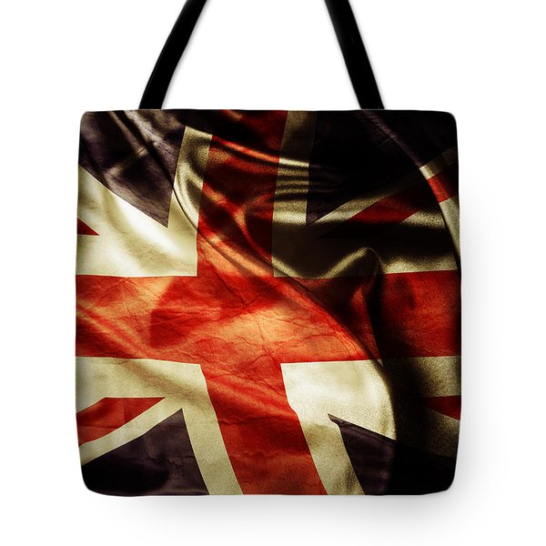 British Flag 1 Tote Bag
