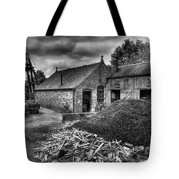 British Mine Tote Bag by Adrian Evans
