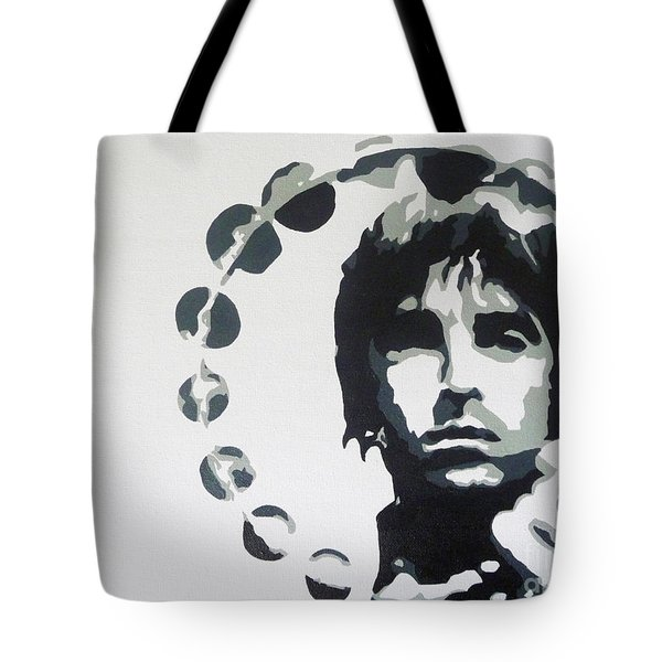 Britpop Tote Bag by ID Goodall