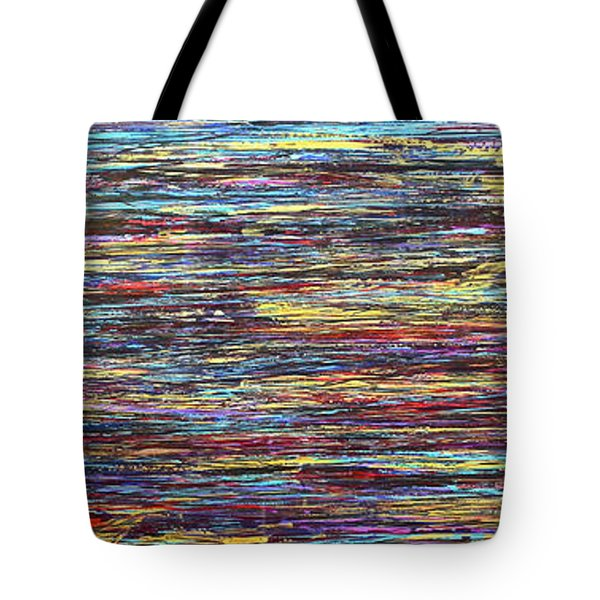 Broad Way Reflections Tote Bag