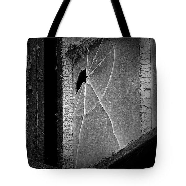 Broken By Denise Dube Tote Bag