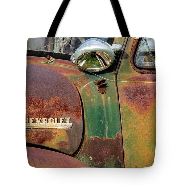 Tote Bag featuring the photograph Broken Dreams by Steven Bateson