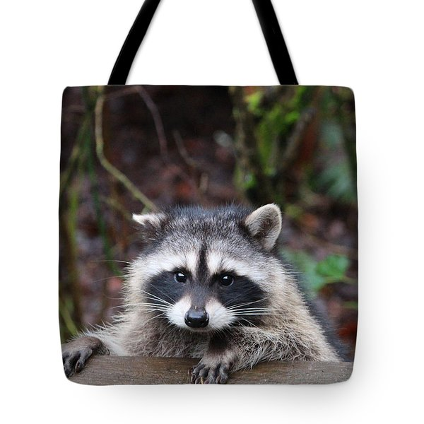 Broken Ear But Still Cute Tote Bag by Kym Backland