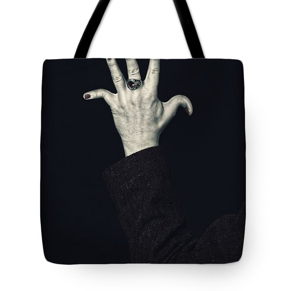 Broken Fingers Tote Bag by Joana Kruse