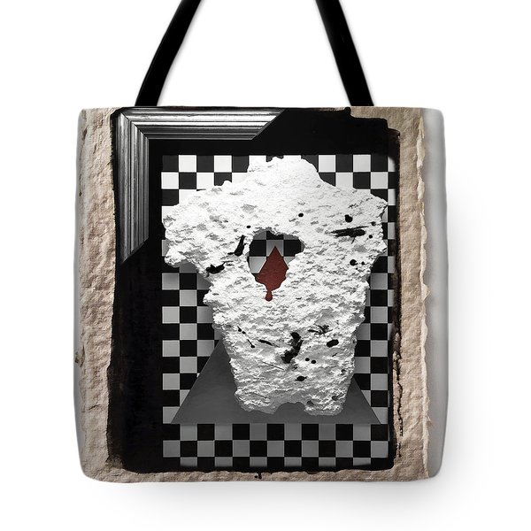 Broken Heart  Tote Bag by Mauro Celotti