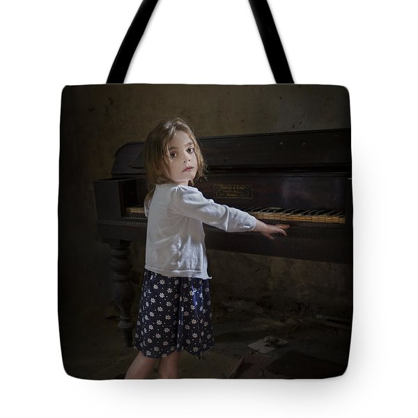 Broken Hearted Melody Tote Bag