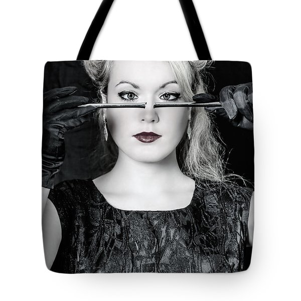 Broken Tote Bag by Joana Kruse