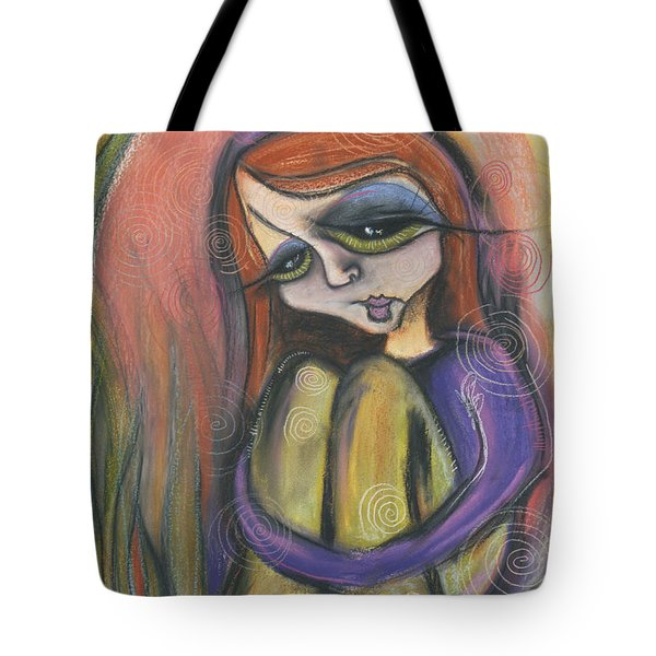 Broken Spirit Tote Bag by Tanielle Childers