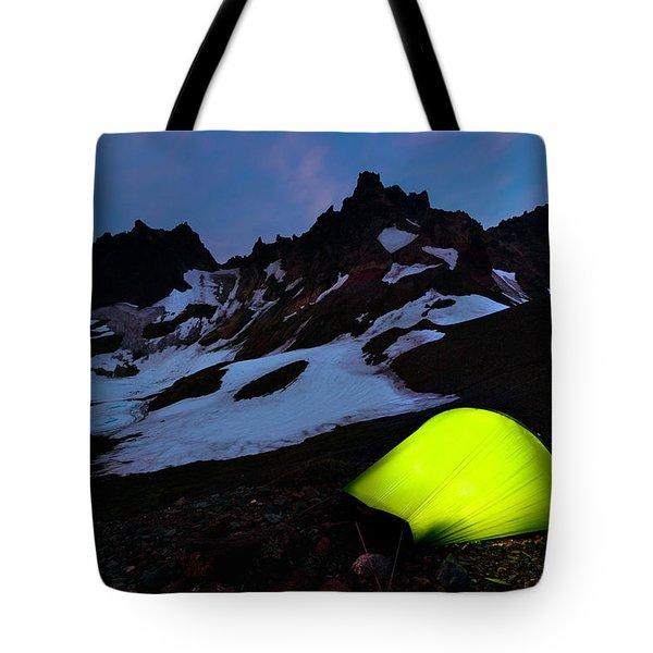 Broken Top Camp Tote Bag