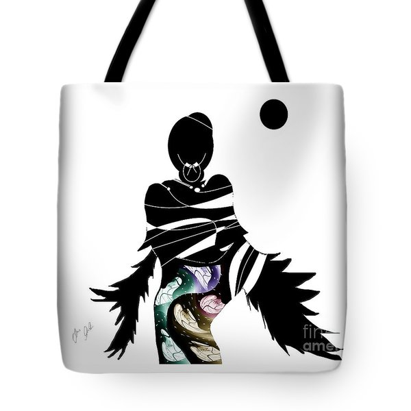 Broken Wings Tote Bag