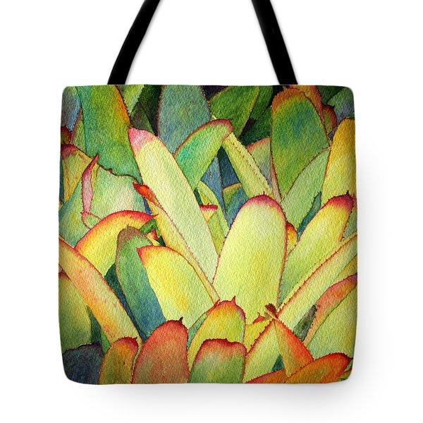 Bromeliads I Tote Bag
