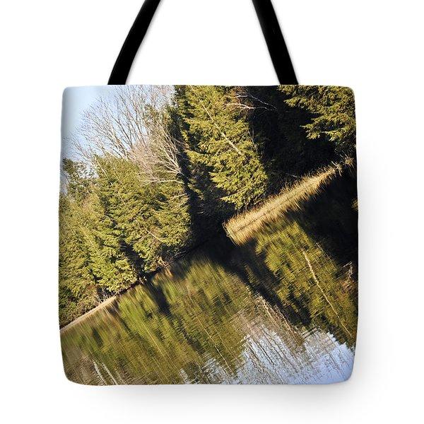 Bronson's Pond Tote Bag