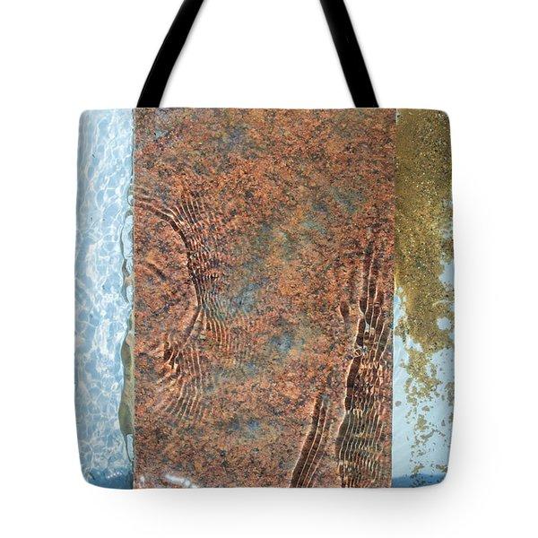 Brook Stone Tote Bag