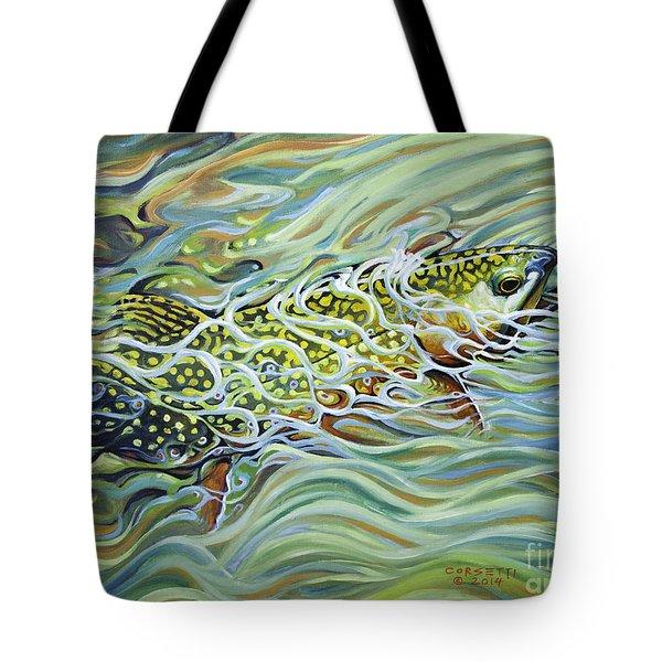 Brookie Flash Tote Bag