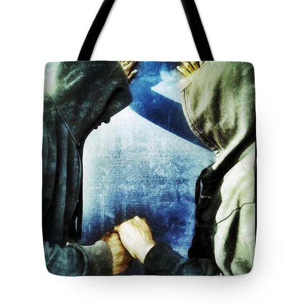 Brothers Keeper Tote Bag