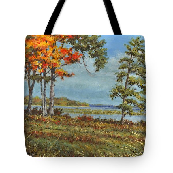 Browns Bay Tote Bag