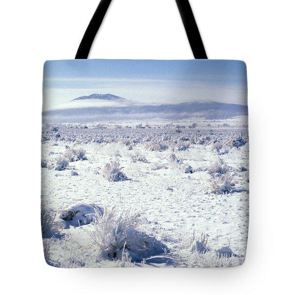 Brrrr 1021 Tote Bag by Brent L Ander