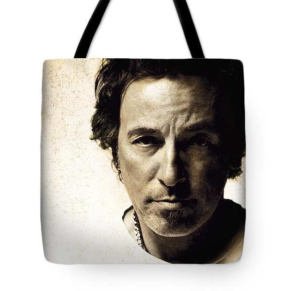 Bruce Tote Bag by Bruce