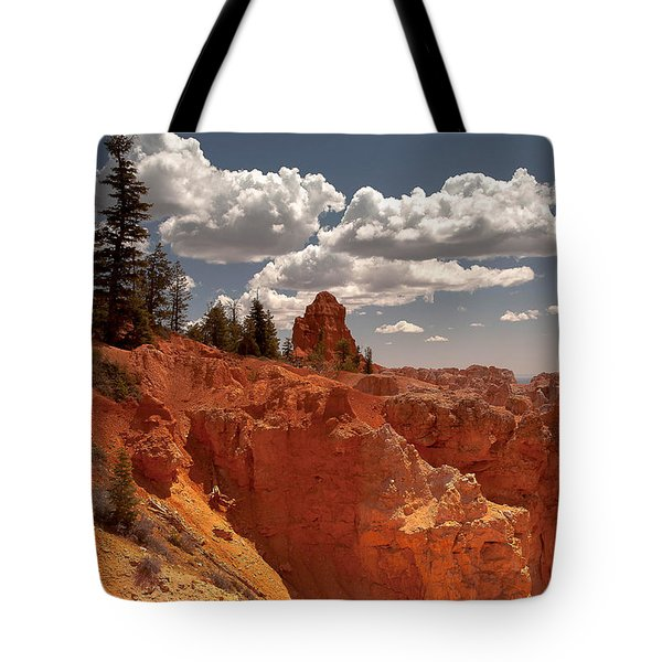 Bryce Canyon Sky  Tote Bag