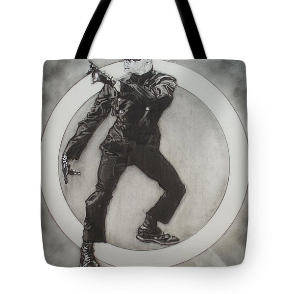 Bruce Lee Is Kato 3 Tote Bag