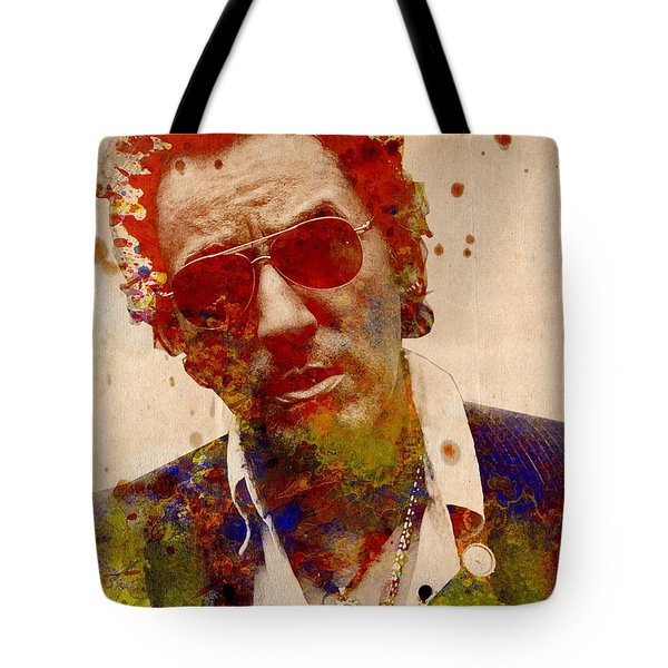 Bruce Springsteen Tote Bag