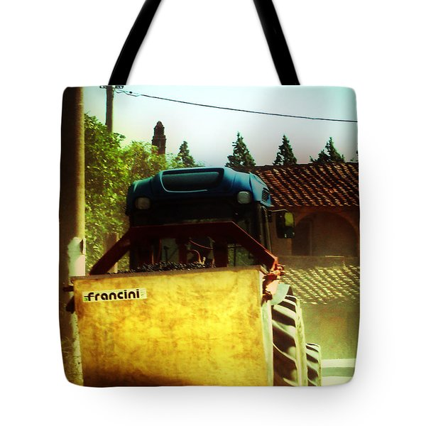 Brunello Taxi Tote Bag