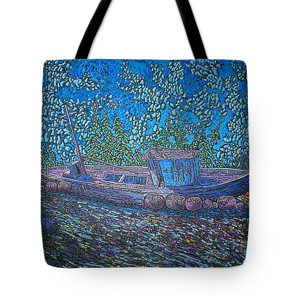 Brunswick Maid Tote Bag