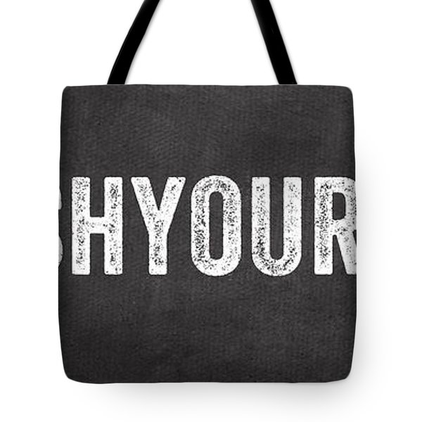 Brush Your Teeth Tote Bag