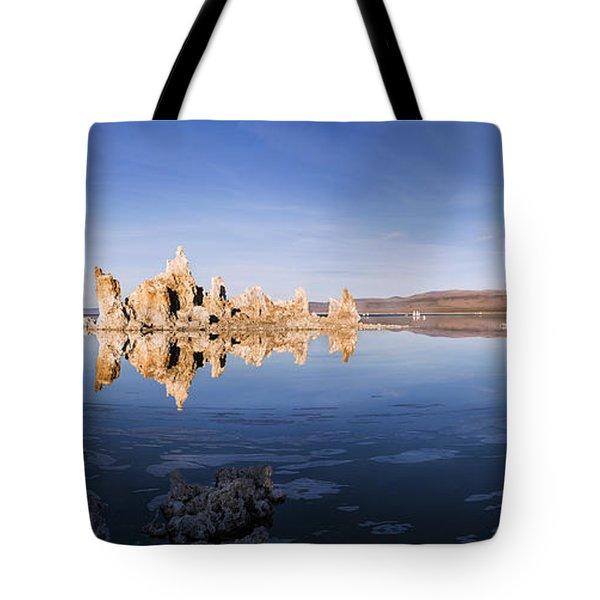 Brutally Calm Tote Bag