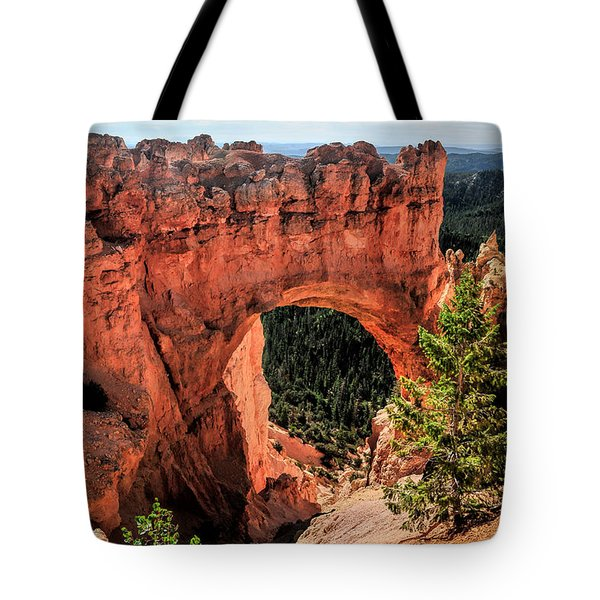 Bryce Canyon Arches Tote Bag