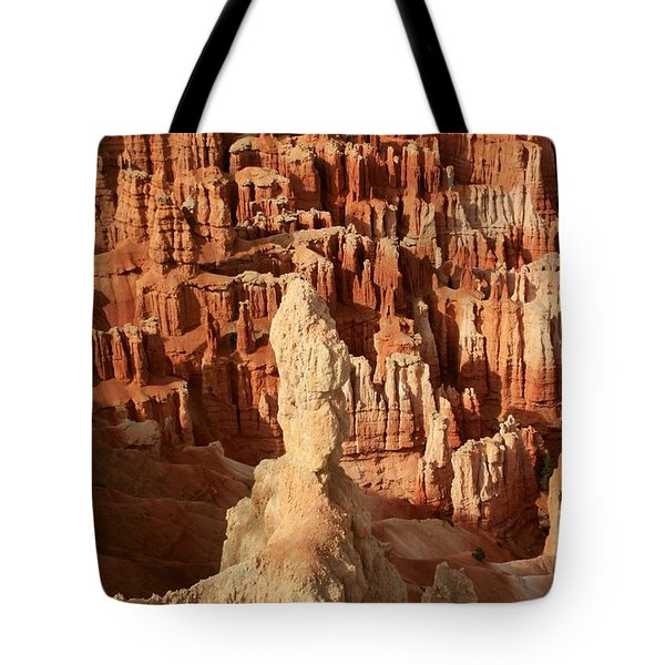 Bryce National Park Tote Bag by Suzanne Lorenz