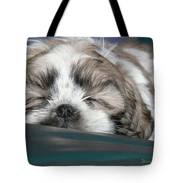 Tote Bag featuring the photograph Bubba by EricaMaxine  Price