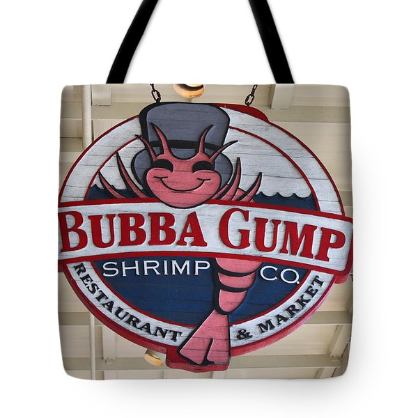 Bubba Gump Shrimp Co. Tote Bag