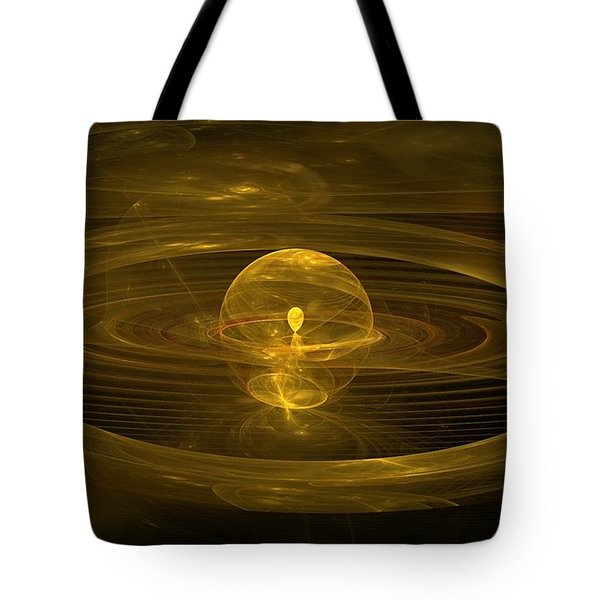 Bubblecraft 3000 Tote Bag by Peter R Nicholls