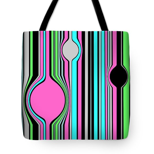Bubbles  C2014 Tote Bag