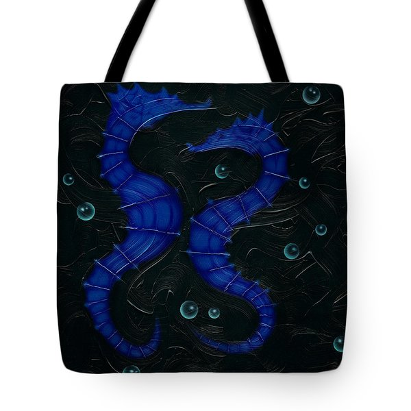 Bubbles. Tote Bag by Kenneth Clarke