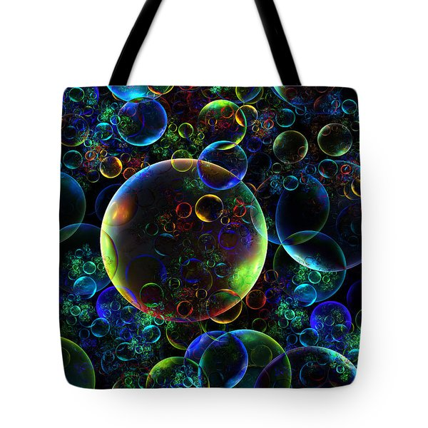 Bubbles Orgy 2 Tote Bag