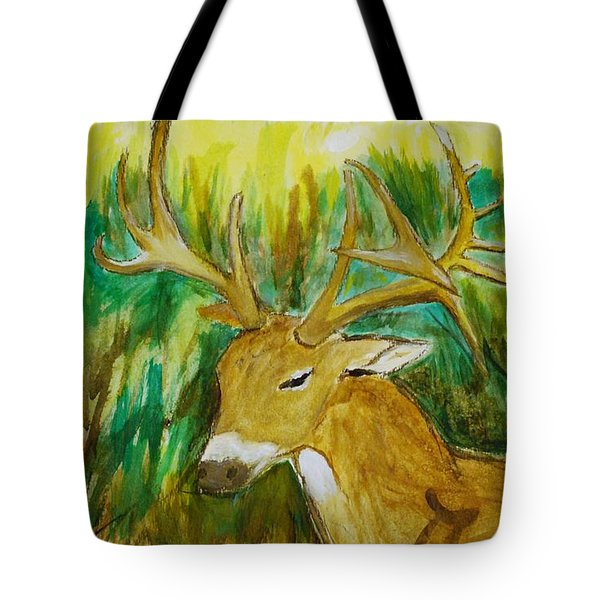 Buck Of A Lifetime Tote Bag