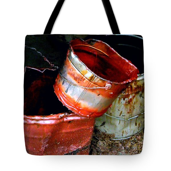 Buckets Tote Bag