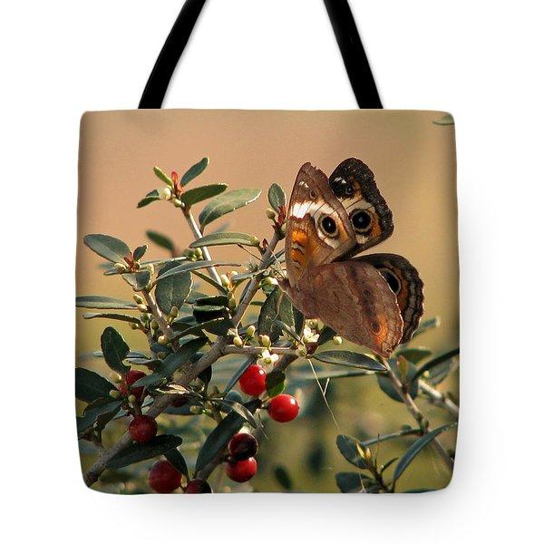 Buckeye Beauty Tote Bag