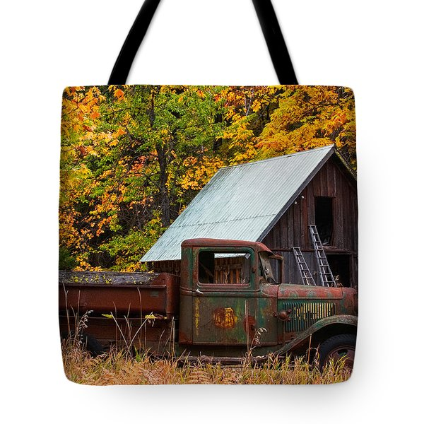 Buckner Orchard Tote Bag