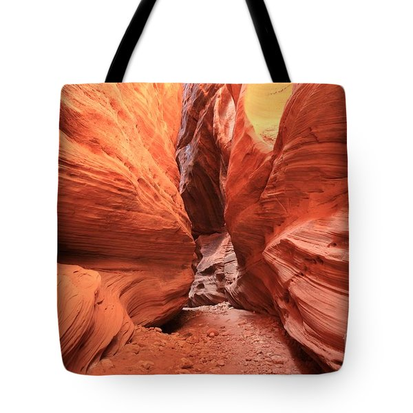 Buckskin Bulge Tote Bag