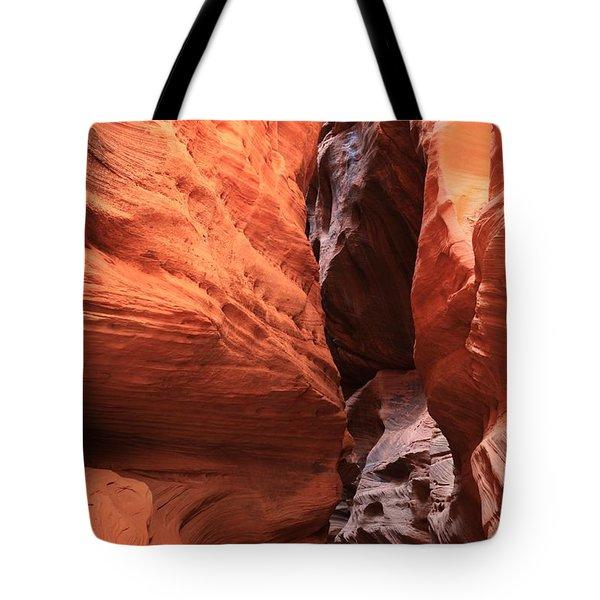 Buckskin Gulch Narrows Tote Bag