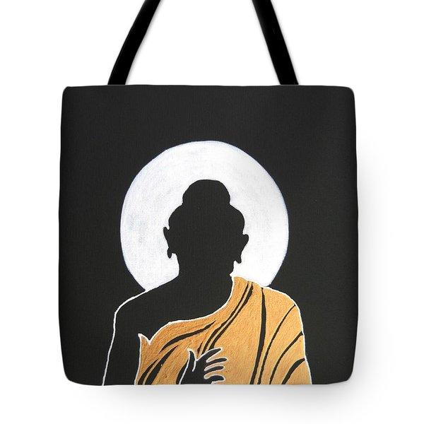 Buddha II Tote Bag