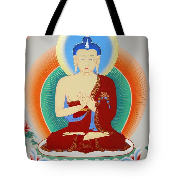 Buddha Maitreya Tote Bag