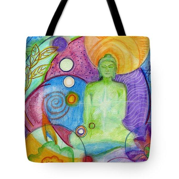 Buddha Of Infinite Possibilities Tote Bag