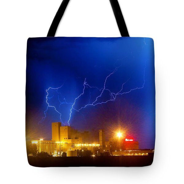 Budweiser Power Tote Bag by James BO  Insogna