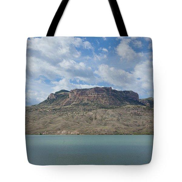 Buffalo Bill Reservoir Tote Bag
