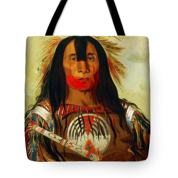 Buffalo Bill's Back Fat Tote Bag