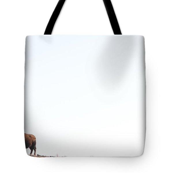 Buffalo Country Tote Bag